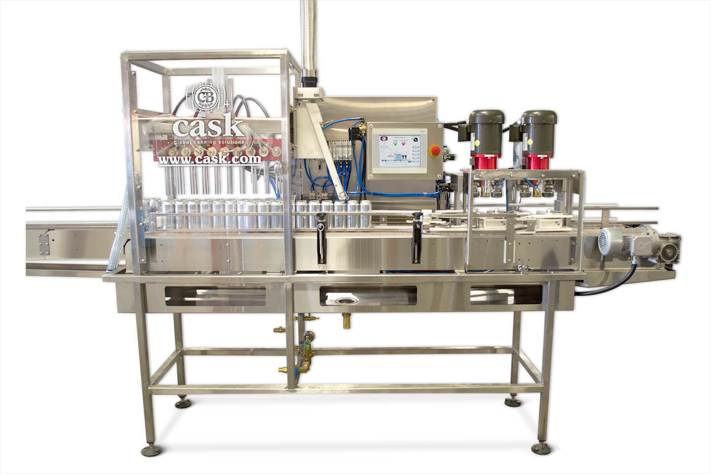 Cask ACX X2 (Automated Canning System X2)