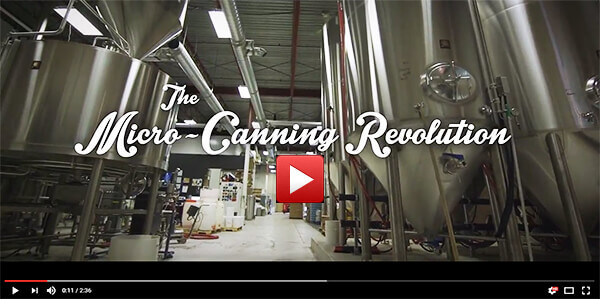 Cask Brewing Systems Presents:<br>The Micro-Canning Revolution featuring Fuggles &amp; Warlock Craftworks