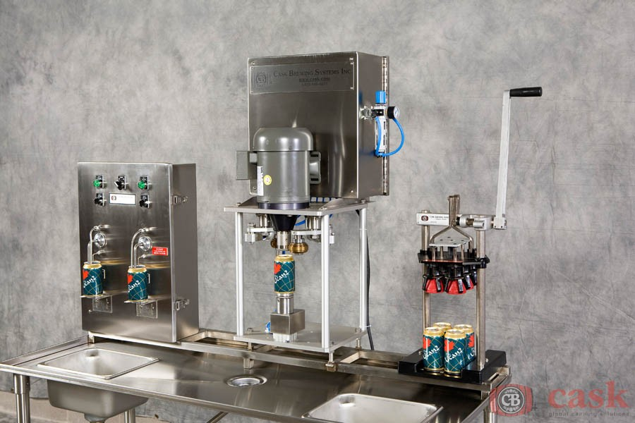 Mcs Manual Canning System Cask Global Canning Solutions