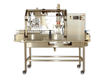 Cask Global Canning Solutions Semi-Automated Canning System (SAMS)