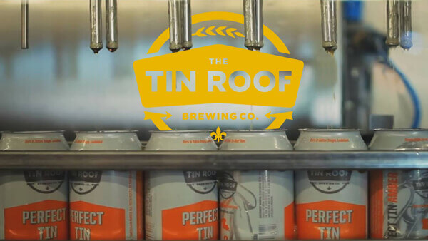 Baton Rouge, Louisiana U0027s Tin Roof Brewing Was Founded In 2010 By Charles  Caldwell And William McGehee. The Pair Dreamed Of Bringing The Small Batch  Beer ...
