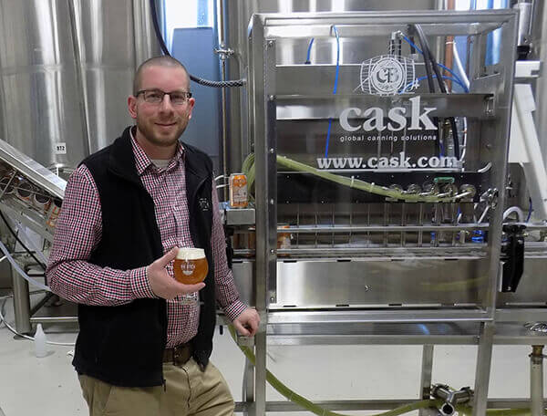 Matt Kahn, President, Big Ditch Brewing