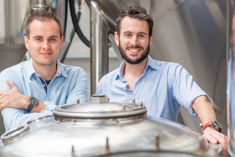 Daniel and Thomas Lowe, Fourpure founders