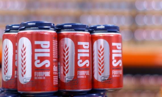 Fourpure Pils sixpack