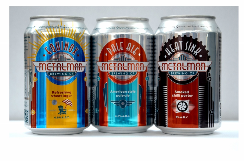 Metalman's expanded can lineup