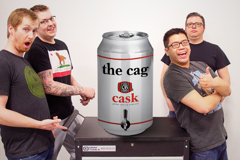 The Cag from Cask