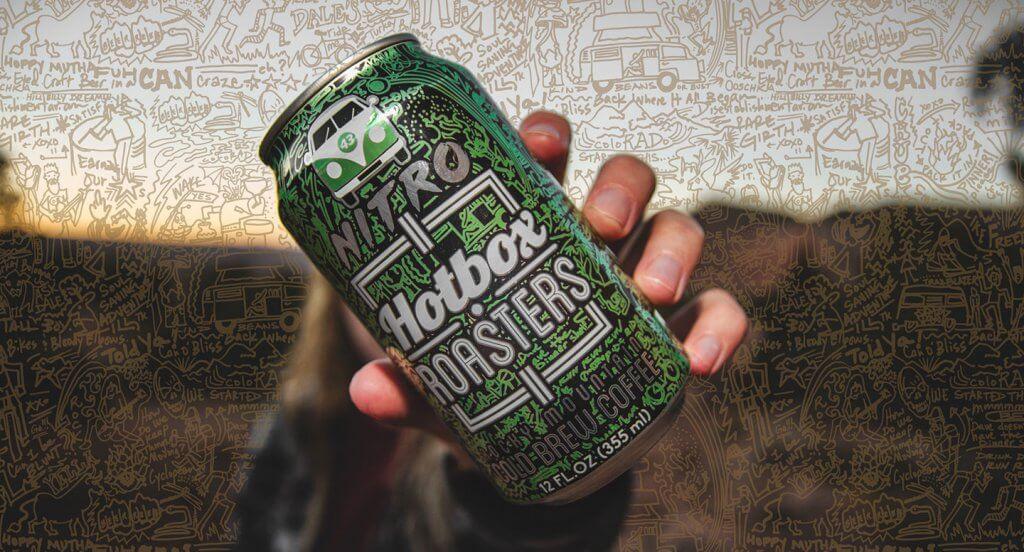 Video Oskar Blues Offshoot Hotbox Roasters Introduces