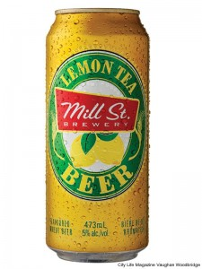 Mill St Lemon Tea
