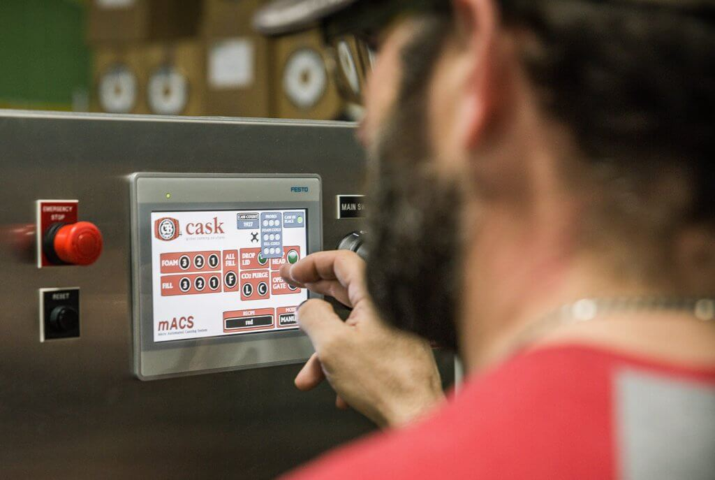 Did you know you can dial in fill settings on each individual fill head on the mACS? Operators of inline canning systems will know just how valuable this new features is!